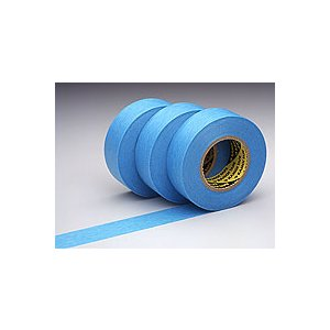 マスキングテープ シーリング用 巾24mm青 カモイ/50巻単位|komaki5kin