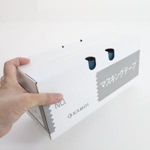 マスキングテープ シーリング用 巾30mm青 カモイ/40巻単位|komaki5kin
