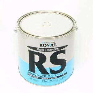 亜鉛めっき塗料 ローバル シルバー 3.5kg|komaki5kin