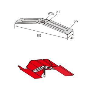 JFE QLデッキ用吊り元金具 3分用 とんぼ一番/200個単位|komaki5kin