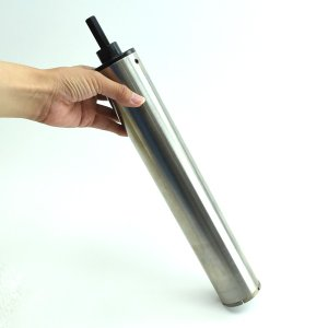 マキタ 湿式ダイヤモンドコアビット(スポンジ付) 外径54mm 穴あけ深さ240mm スポンジ式注水タイプ A-45048 komaki5kin