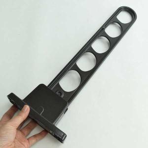 ものほし金物 腰壁用 ダークブロンズ HC-45-DB/1本単位|komaki5kin