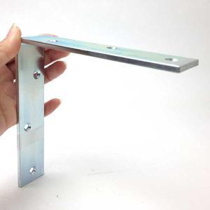 ワイド隅金 アングル 150x150 厚4.5mm ユニクロ YS-14-150|komaki5kin