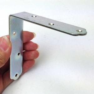 金折隅金 アングル  90x90 厚2mm ユニクロ YS-7-90|komaki5kin