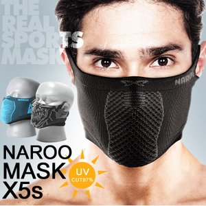 フェイスマスク バイク マスク 大人 紫外線対策 UV99%...