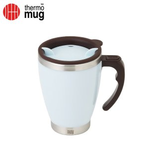 thermo mug サーモマグ ラウンドマグ 400ml 3284 ブルー (sb)【送料無料】 komamono