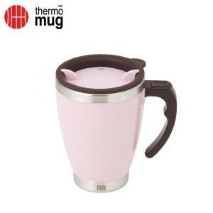 thermo mug サーモマグ ラウンドマグ 400ml