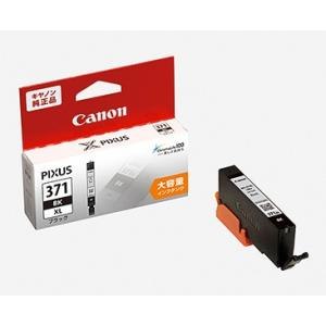 キヤノン(CANON) 純正インク BCI-371XL インクカートリッジ ブラック 大容量 BCI-371XLBK komamono