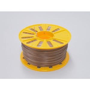 3Dプリンター CUBIS(キュービス) 専用 ABSフィラメント 1.75mm ゴールド【送料無料】|komamono