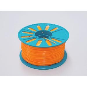 3Dプリンター CUBIS(キュービス) 専用 ABSフィラメント 1.75mm オレンジ【送料無料】|komamono