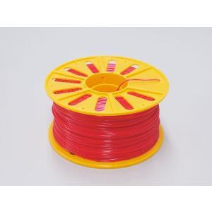 3Dプリンター CUBIS(キュービス) 専用 ABSフィラメント 1.75mm レッド【送料無料】|komamono