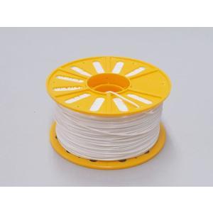 3Dプリンター CUBIS(キュービス) 専用 ABSフィラメント 1.75mm ホワイト【送料無料】|komamono