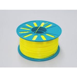 3Dプリンター CUBIS(キュービス) 専用 ABSフィラメント 1.75mm イエロー【送料無料】|komamono