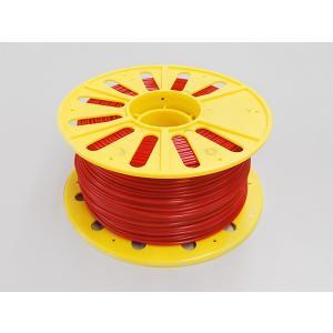 3Dプリンター CUBIS(キュービス) 専用 PLAフィラメント 1.75mm レッド【送料無料】|komamono