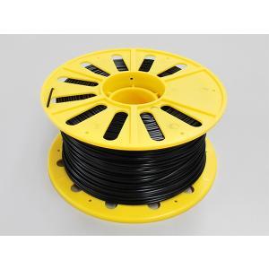 3Dプリンター CUBIS(キュービス) 専用 PLAフィラメント 1.75mm ブラック【送料無料】|komamono
