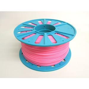 3Dプリンター CUBIS(キュービス) 専用 PLAフィラメント 1.75mm ピンク|komamono
