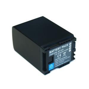 キヤノン用(Canon用) ビデオカメラ BP-828互換バッテリー|komamono