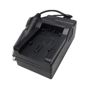 Panasonic パナソニック ビデオカメラ用 互換充電器 VBK180/VBK360 シガーソケット付属【送料無料】|komamono