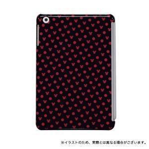 【処分セール】MobiMore ミッキーシルエット iPad mini専用シェルジャケット ビビッドピンク【メール便送料無料】|komamono