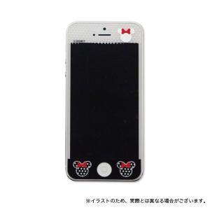 【即納】MobiMore iPhoneSE/iPhone5S/iPhone5専用 保護フィルム ミニーブラック 【メール便可】|komamono
