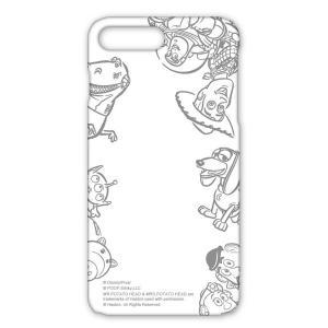 iPhone 7 Plus 対応 ディズニーキャラクター ハードケース トイ・ストーリー|komamono