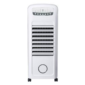 スリーアップ 加湿機能付き 温冷風扇 ヒート&クール EFT-1702WH (sb) 【送料無料】