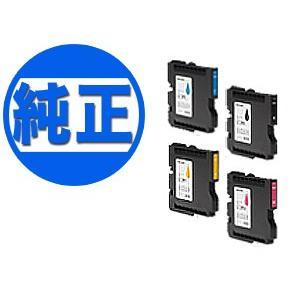【純正インク】RICOH リコー GXカートリッジ Mサイズ 4色セット GC31-4P【送料無料】|komamono