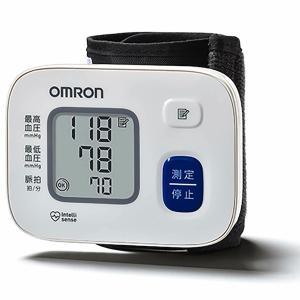 OMRON/オムロン 手首式 自動電子血圧計 HEM-6163( sb) komamono