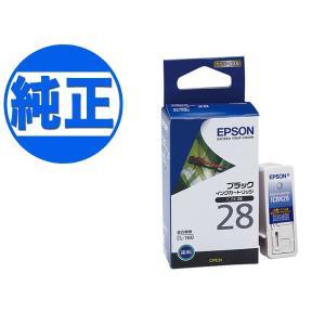 (取り寄せ品)EPSON 純正インク IC28インクカートリッジ ブラック ICBK28 komamono