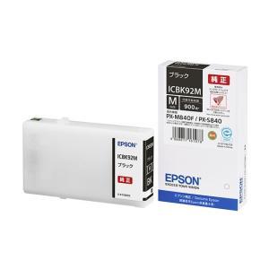 EPSON 純正インク IC92Mインクカートリッジ ブラック ICBK92M|komamono