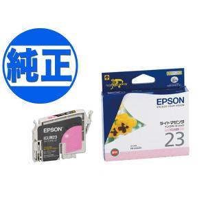 (取り寄せ品)EPSON 純正インク IC23インクカートリッジ ライトマゼンタ ICLM23|komamono