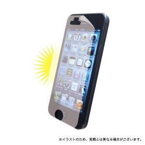 【即納】iPhoneSE/iPhone5S/iPhone5/iPhone5c対応衝撃吸収フィルム 【メール便可】|komamono