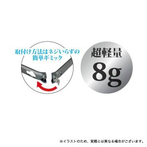 iPhone6s / iPhone6 対応 エアフレーム(アルミ製バンパー) レッド komamono 02