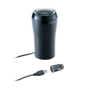 PM2.5対応エアクリーナー USB取り付け型