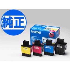 【取り寄せ品】【純正インク】ブラザー工業(Brother) LC09インクカートリッジ4色セット LC094PK【送料無料】|komamono