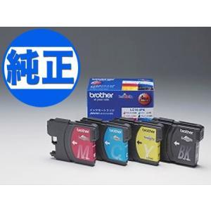 ブラザー工業(Brother) 純正インク LC16インクカートリッジ 4色セット LC16-4PK|komamono