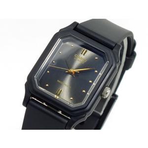 カシオ CASIO クオーツ 腕時計 レディース LQ142E-1A メタルブラック メタルブラック×ブラック|komamono