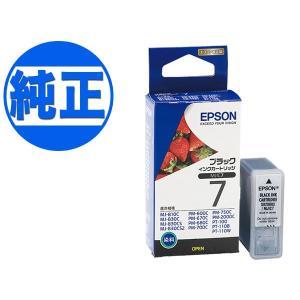 EPSON 純正インク MJICインクカートリッジ ブラック MJIC7|komamono