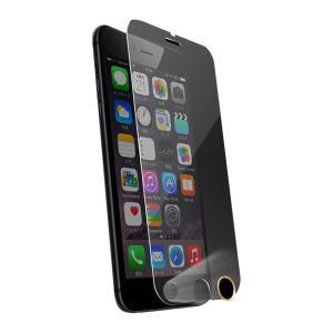 iPhone6用 ガラスパネル (スーパークリア) &「iFinger」セット MS-I6G9H-CL-F (sb)|komamono