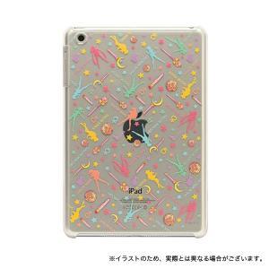 美少女戦士セーラームーン iPad mini対応 キャラクタージャケット シルエット総柄【メール便送料無料】【処分セール】|komamono