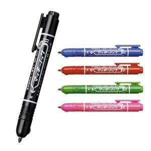 ゼブラ ZEBRA マッキーノック細字 全5色 P-YYSS6 全5色から選択