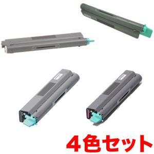 カシオ用 N30-TS リサイクルトナー 4色セット N30-TS-N (メーカー直送品)|komamono