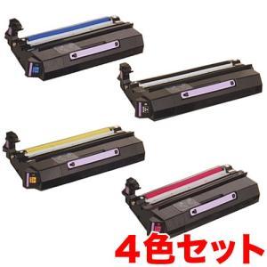 カシオ用 N5-TSK リサイクルトナー 4色セット (メーカー直送品)|komamono