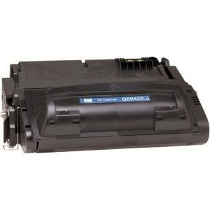 HP用 Q5942A リサイクルトナー (LaserJet 4240n/4240/4250n/4250/4350n用プリントカートリッジ黒) (メーカー直送品) ブラック komamono