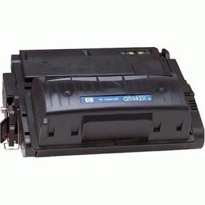 HP用 Q5942X リサイクルトナー (LaserJet 4250n/4250/4350n プリントカートリッジ黒) (メーカー直送品) ブラック komamono