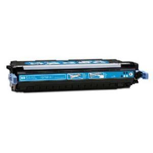 HP用 Q7581A リサイクルトナー C (Color LaserJet 3800dn/CP3505dn用プリントカートリッジ シアン) (メーカー直送品) komamono