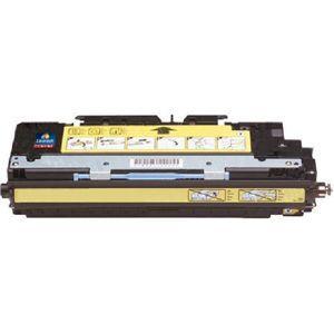 HP用 Q7582A リサイクルトナー Y (Color LaserJet 3800dn/CP3505dn用プリントカートリッジ イエロー) (メーカー直送品) komamono