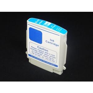 (在庫限り)hp インク番号 HP11互換インクカートリッジ C4836A シアン Designjet 800 Color Inkjet cp1700シリーズ Business Inkjet 1100d(メール便送料無料)|komamono
