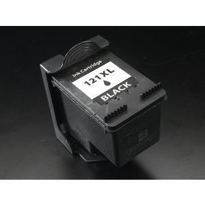 hp インク番号 HP121XL リサイクルインクカートリッジ 増量タイプ CC641HJ ブラック ENVY 100 ENVY 110(送料無料)|komamono