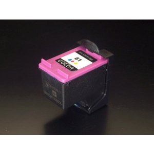 hp インク番号 HP61XL リサイクルインクカートリッジ CH564WA 増量カラー ENVY 4500 ENVY 4504 ENVY 5530 Officejet 4630(送料無料)|komamono